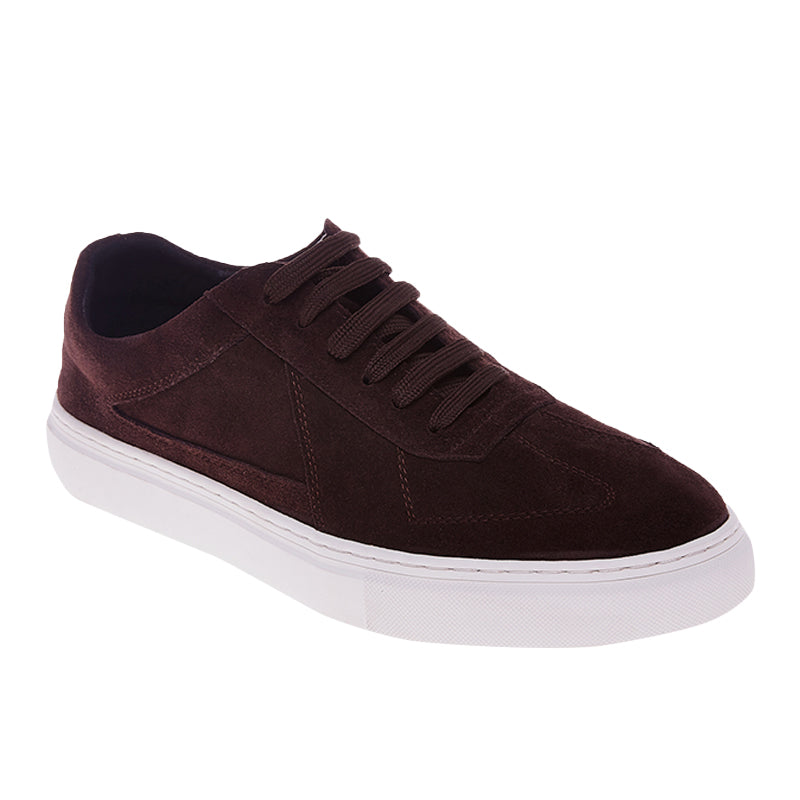 Hayward Suede Sneakers - Brown