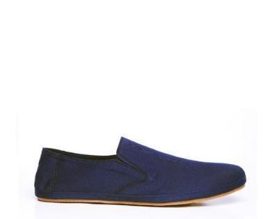Canvas Slip-On ND08 - Blue
