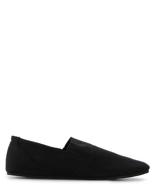 Canvas Slip-On ND126 - Black