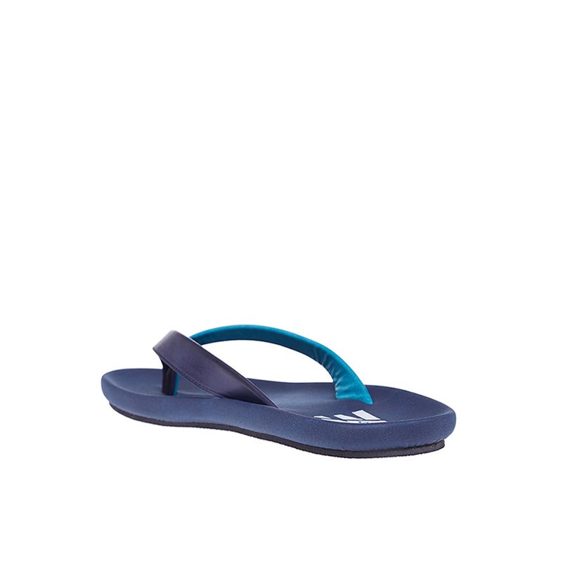 Dual Colour Sandals - Blue