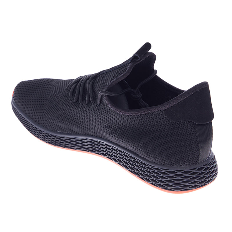 Bryant Mesh Sneakers - Black