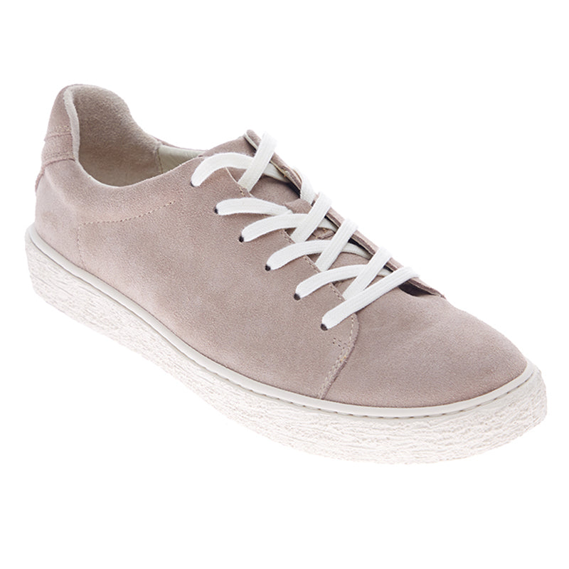 Franklin Suede Sneakers - Cream
