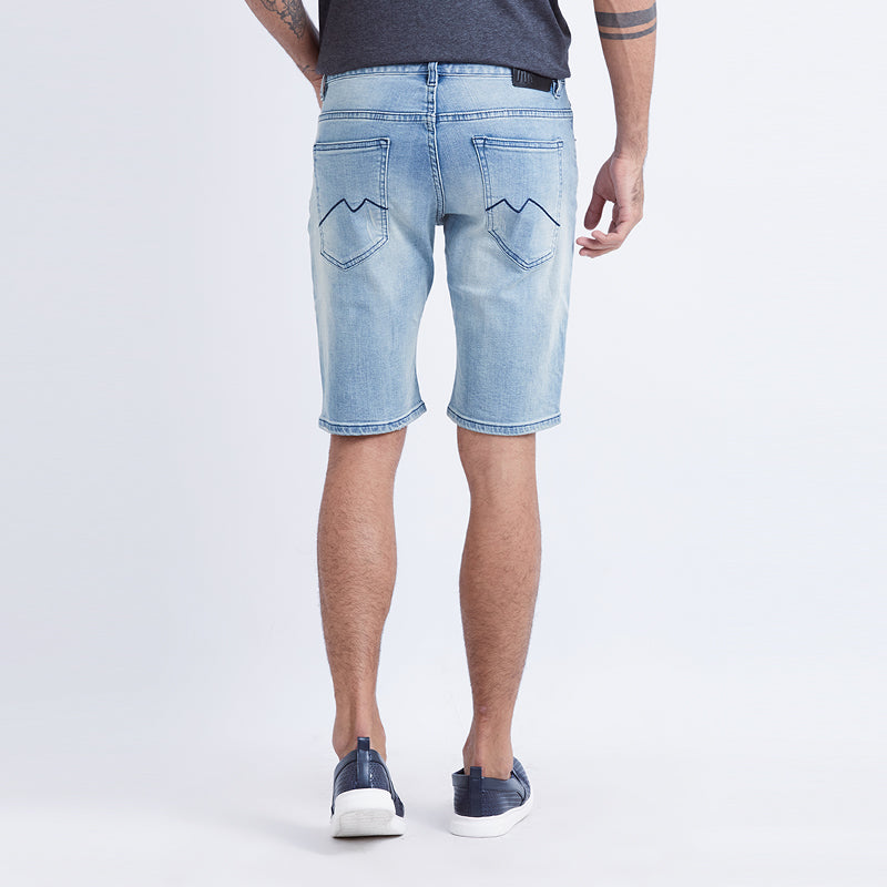 Baker Denim Shorts - Blue