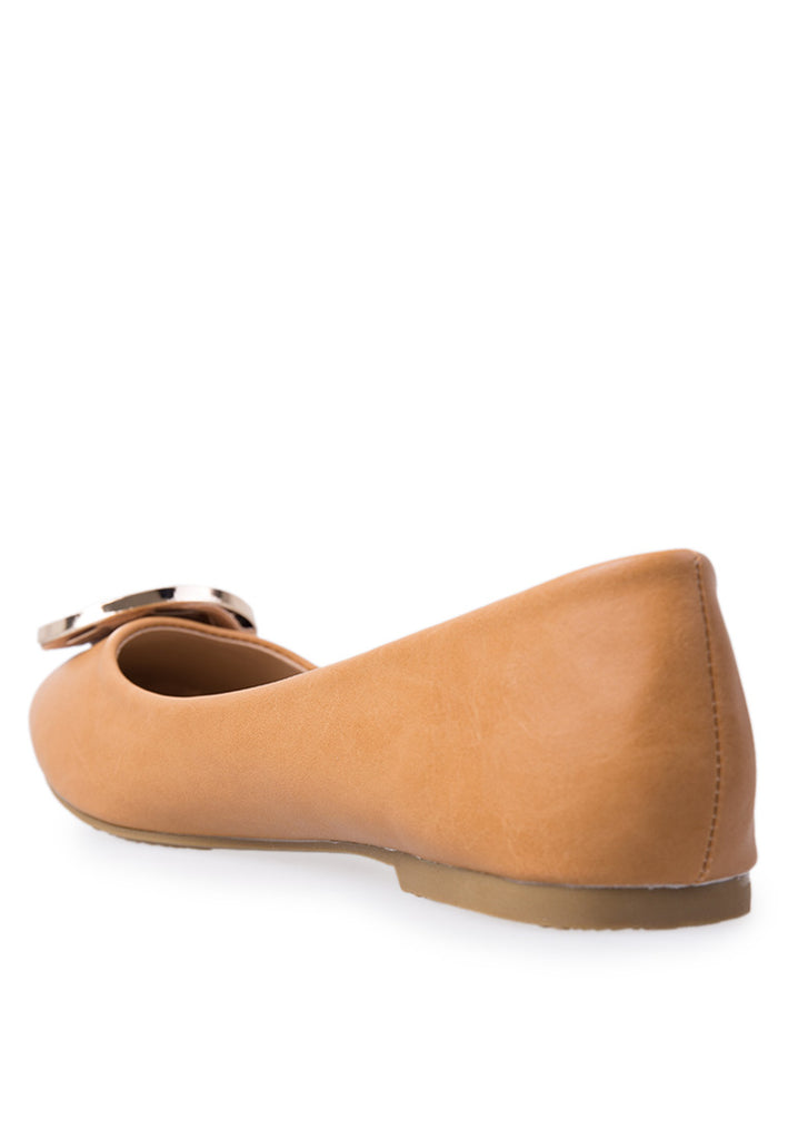 Woman Daisy Flats Ls 8148-21 - Brown