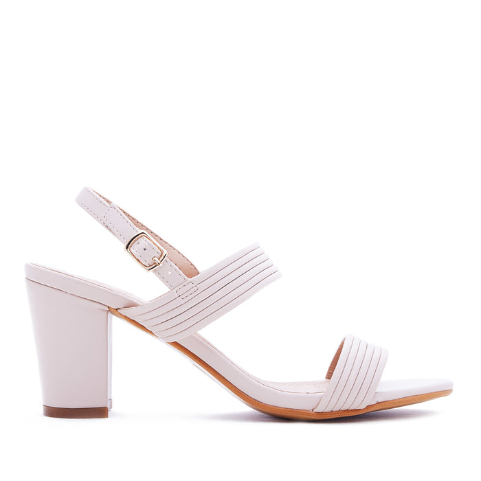 Woman Brooke Heels - Cream