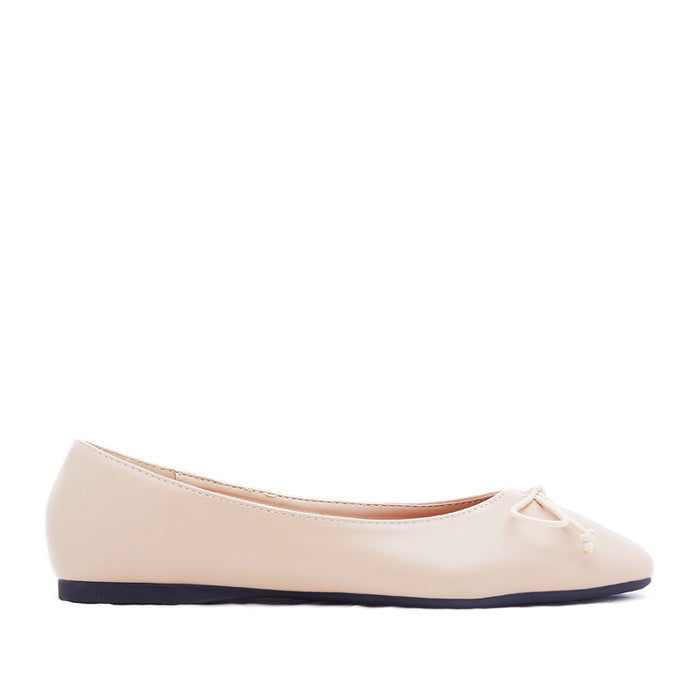 Woman Whitney Flats - Cream