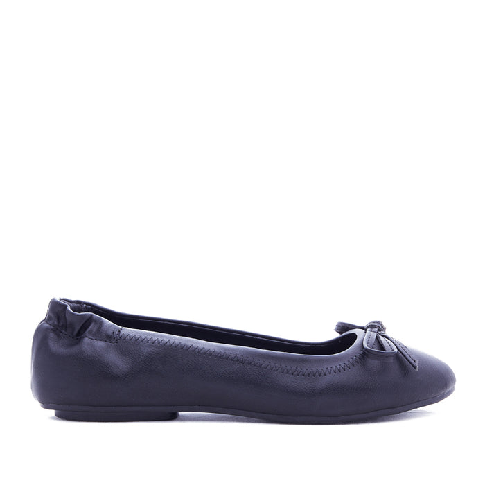 Woman Viviana Flats - Black
