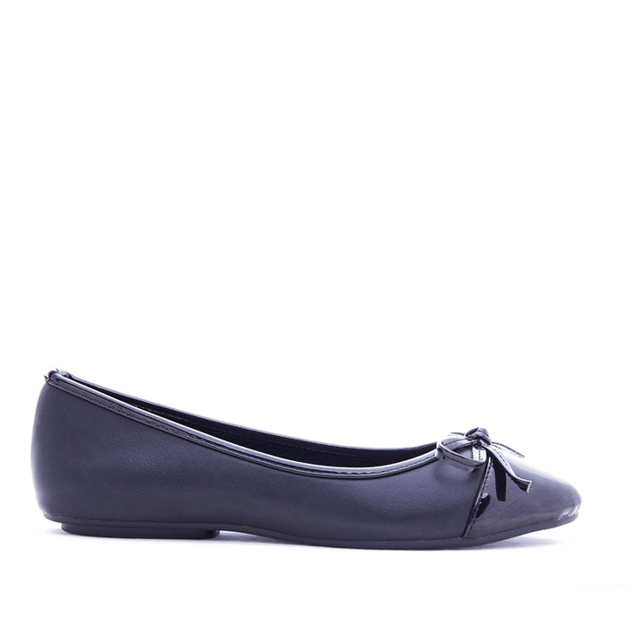Woman Ursula Flats - Black