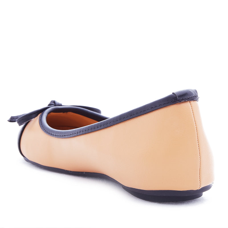 Woman Ursula Flats - Brown