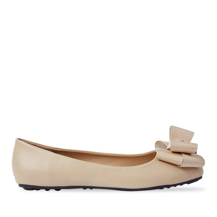 Woman Thalia Flats - Cream