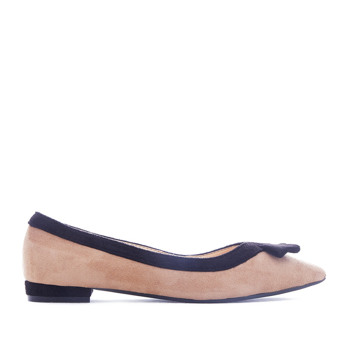Woman Anna Flats - Brown