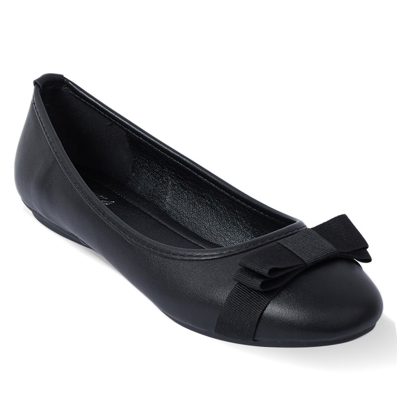 Woman Yasmine Flats - Black