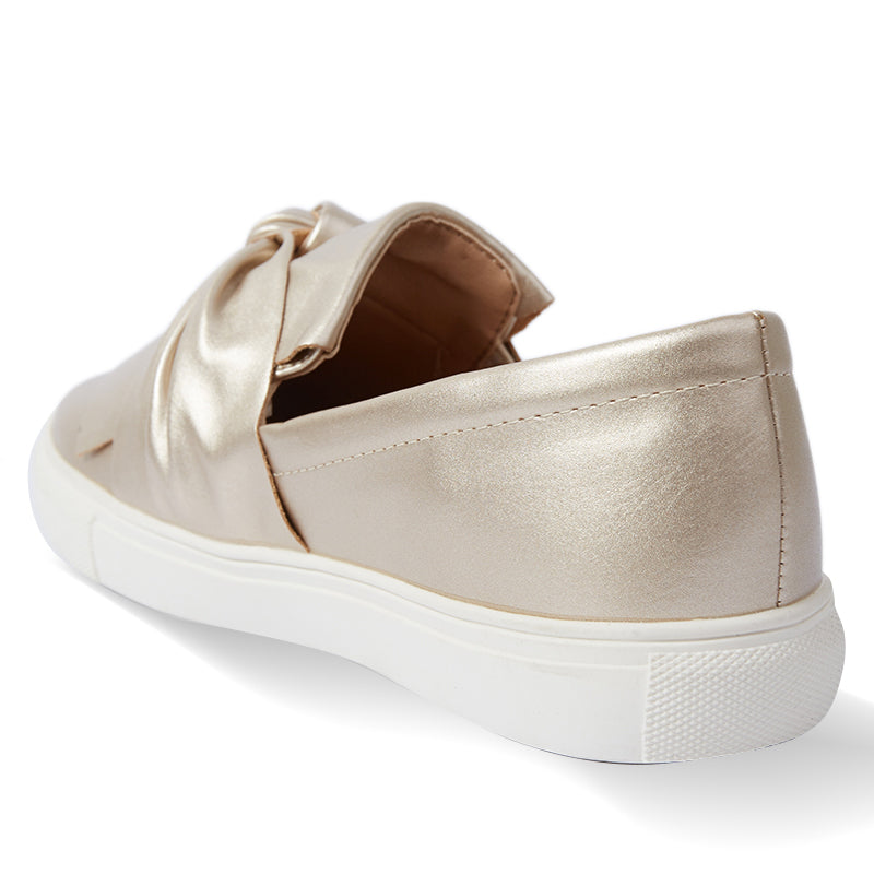 Woman Leticia Slip-On - Gold