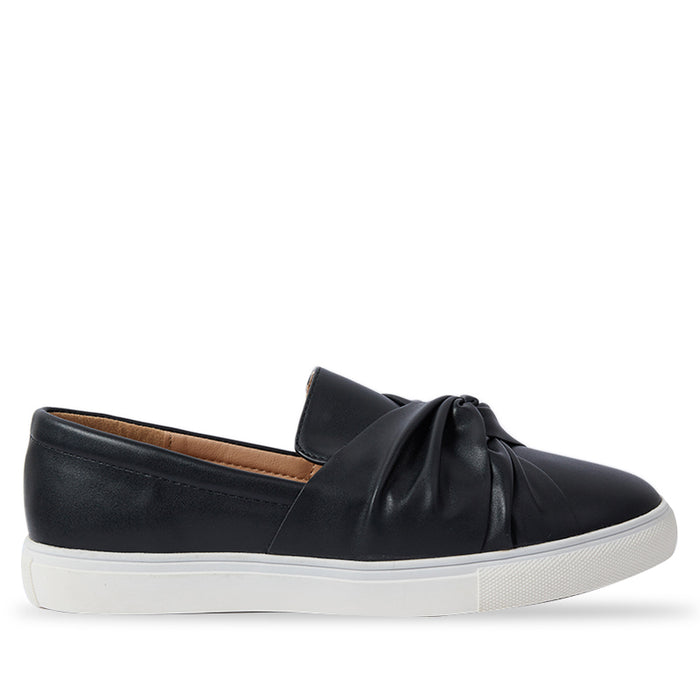 Woman Phoebe Slip-On - Black