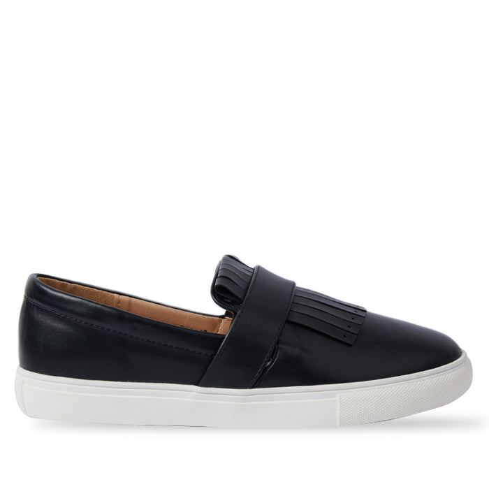 Woman Olivia Slip-On - Black