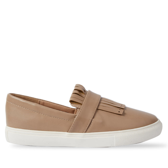 Woman Olivia Slip-On - Brown