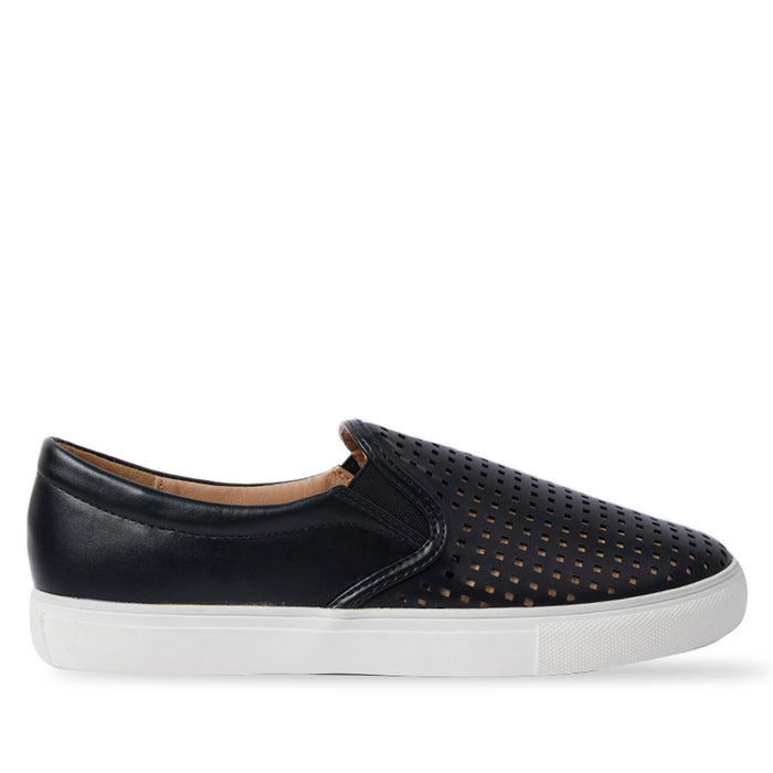 Woman Rosie Slip-On - Black