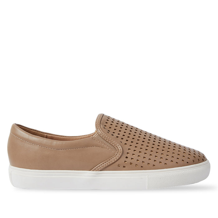 Woman Rosie Slip-On - Brown