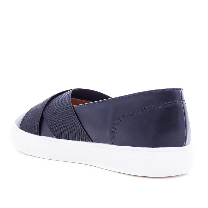 Woman Quentin Slip-On - Black