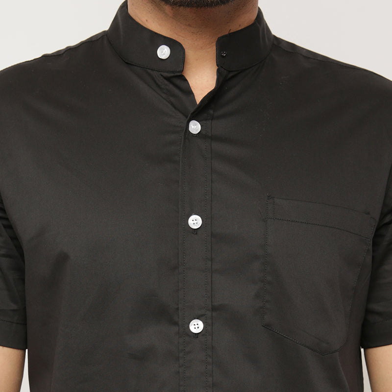 Koko 02 S/S Shirt - Black