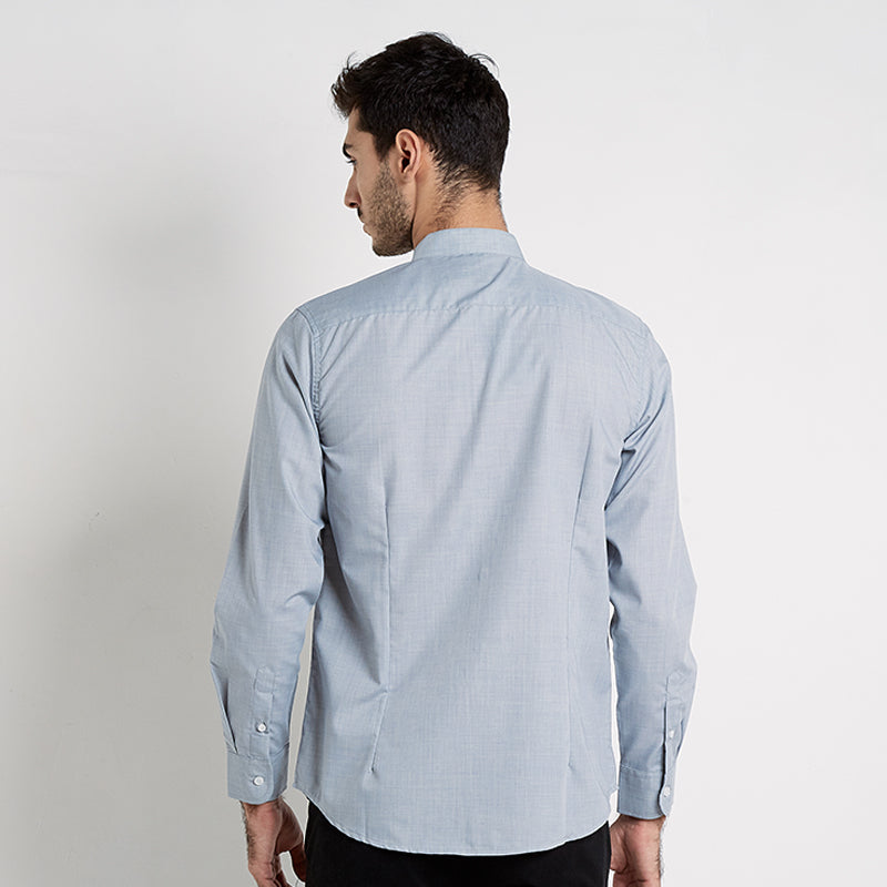 Koko 02 L/S Shirt - Grey