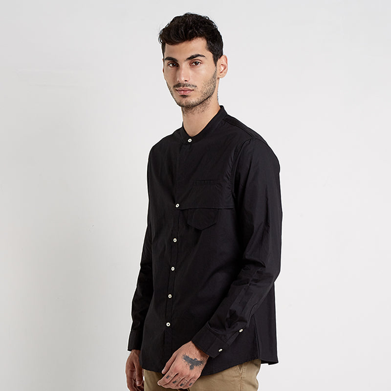 Koko 06 L/S Shirt - Black