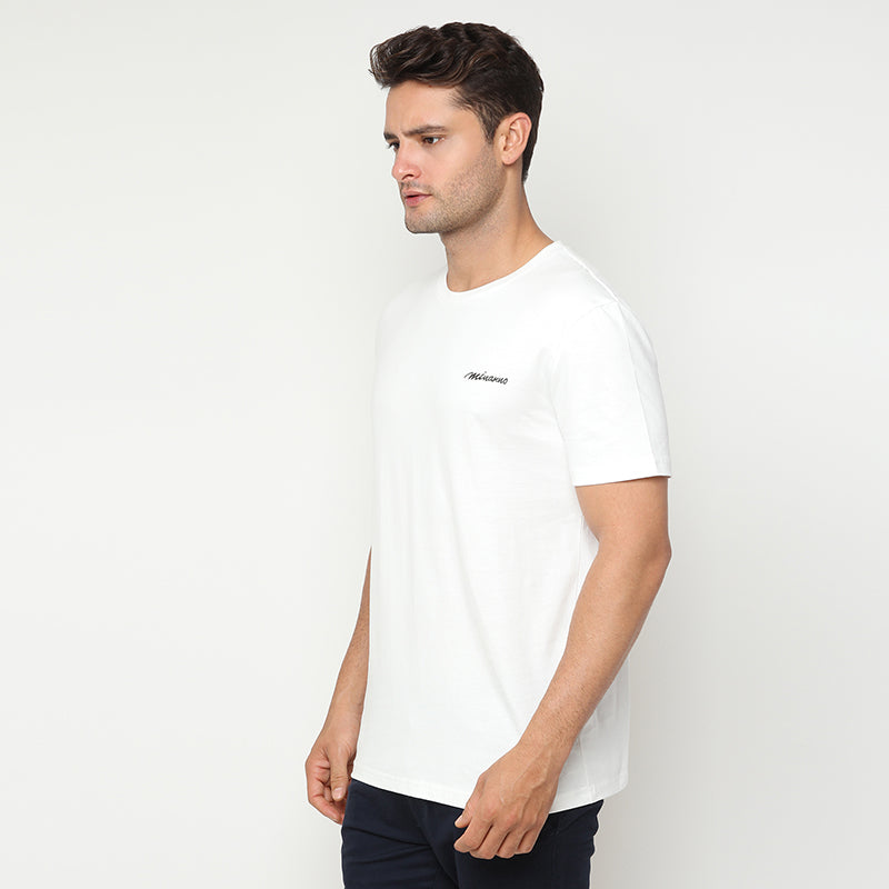 Madness S/S Tee - White