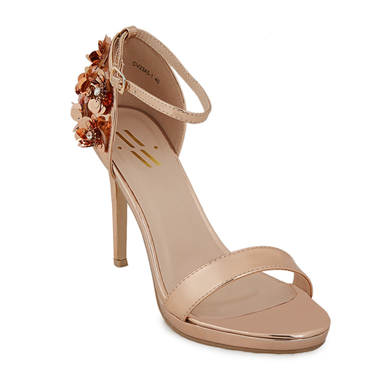 Woman Hanna Heels - Rose Gold
