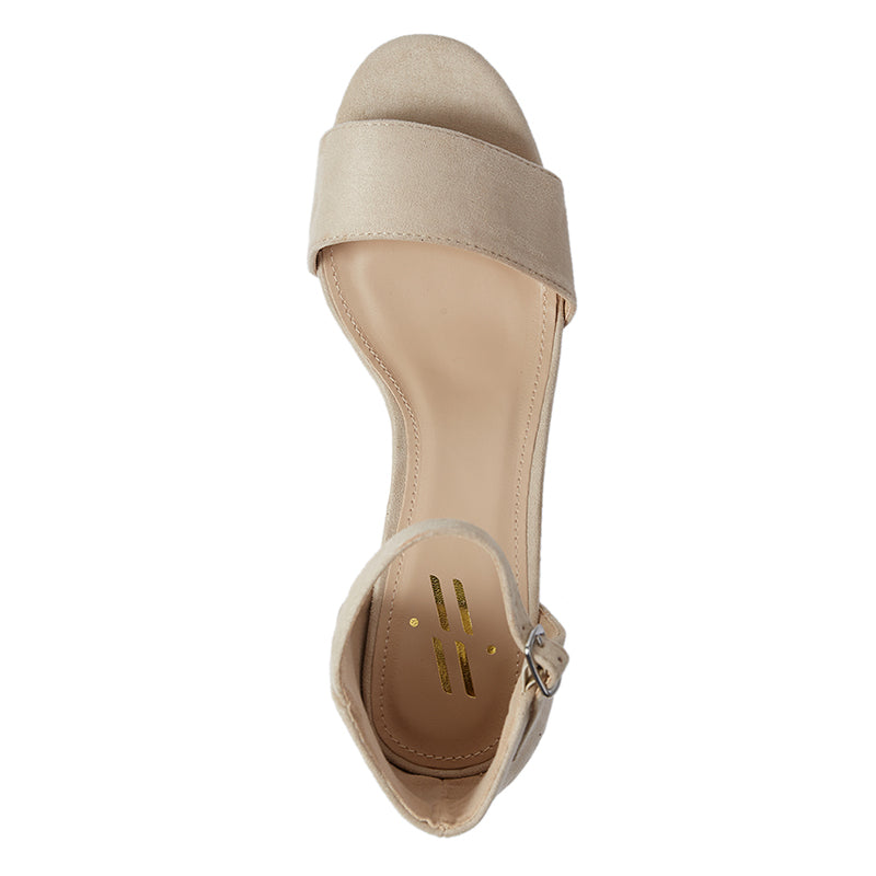 Woman Ilona Heels - Cream