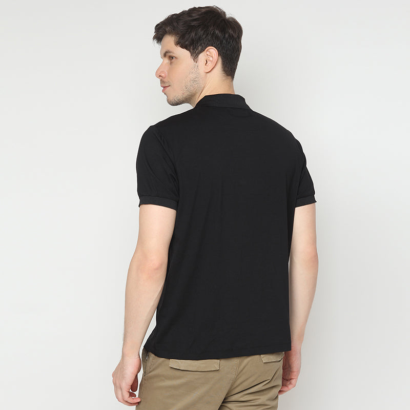 Basic Polo - Black