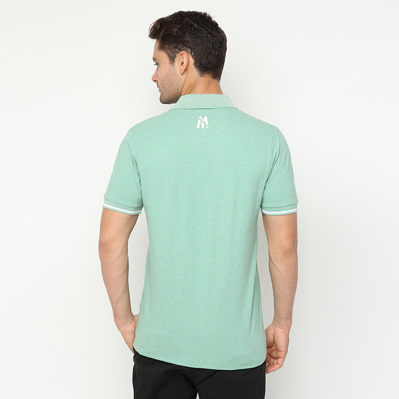 Indigo 02 Polo - Green
