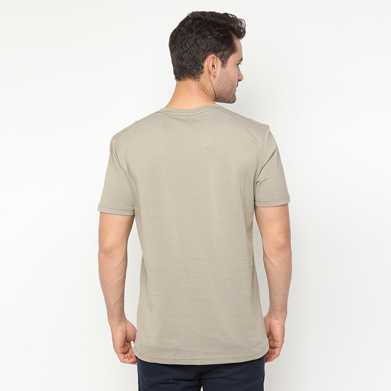 Coconut Tree S/S Tee - Brown