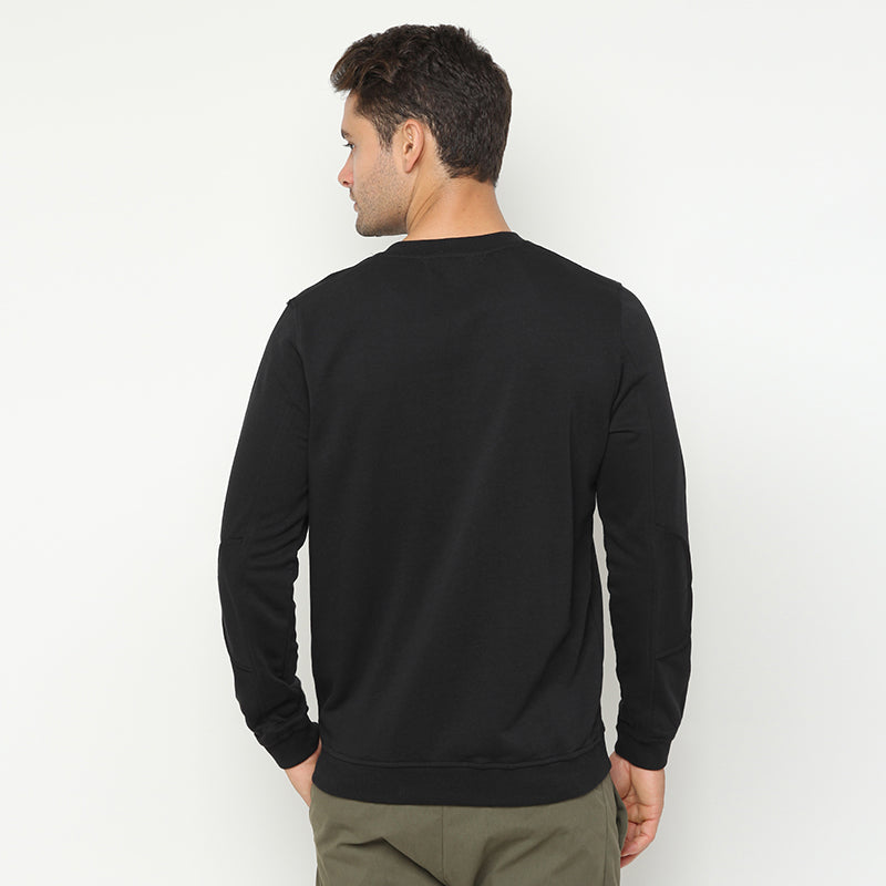 Branded Sweatshirt - Black