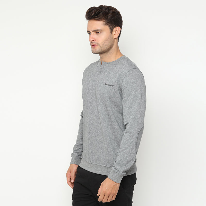 Branded Sweatshirt - Grey