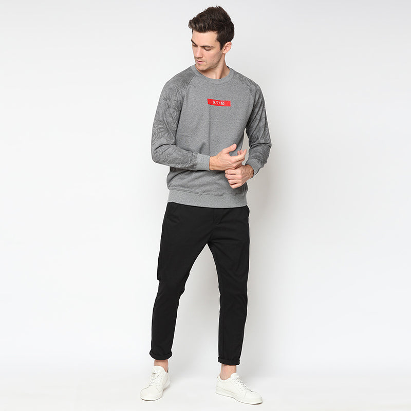 24/7/365 Sweatshirt - Grey