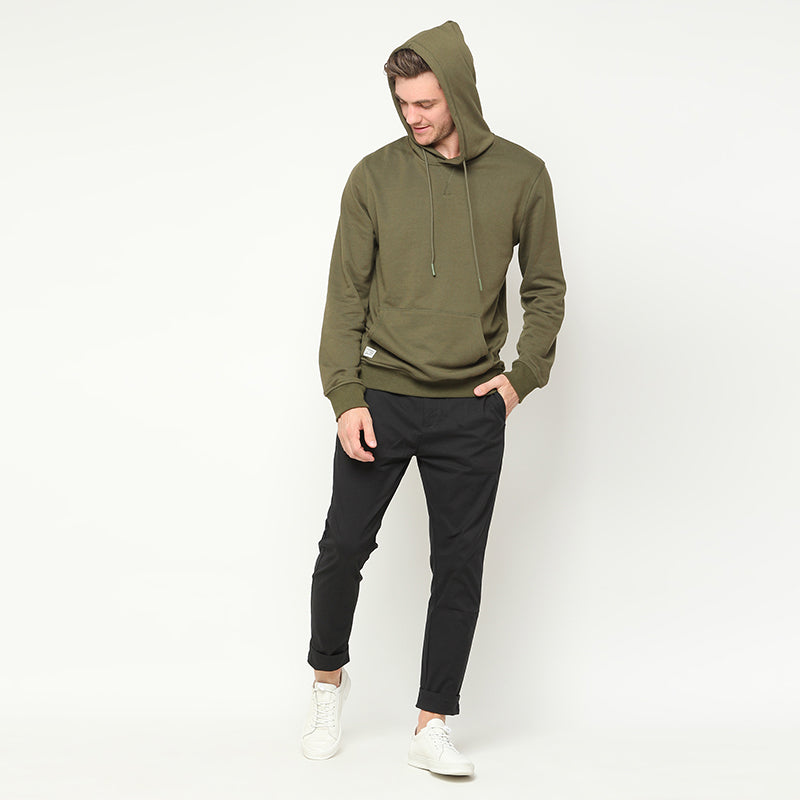 Basic Hoodies 02 - Green