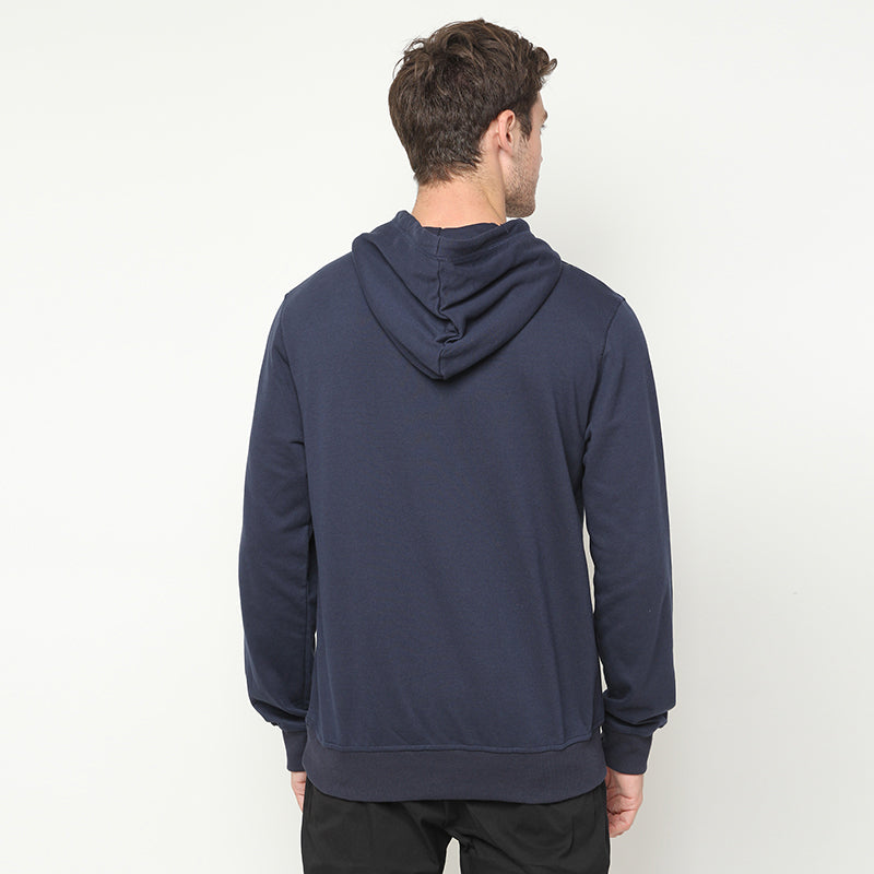 Basic Hoodies 02 - Navy