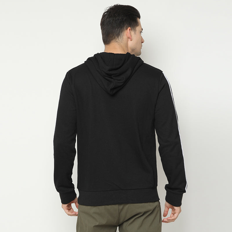 Tracksuit Hoodies - Black