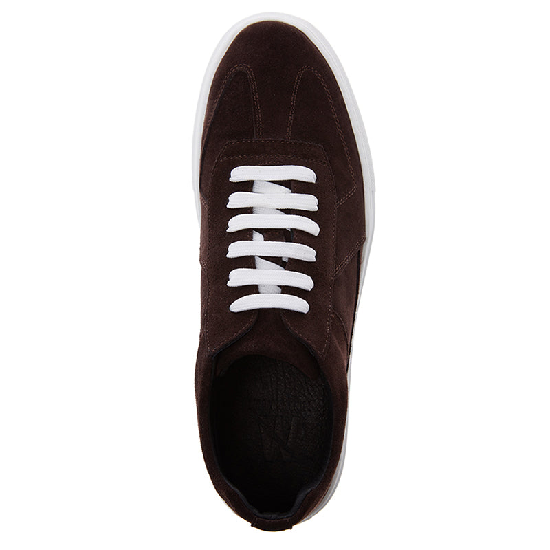 Porter Suede Sneakers - Brown