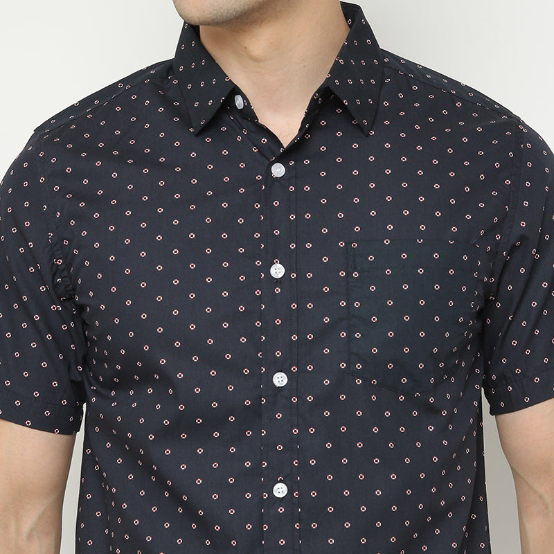 Lifesaver S/S Shirt - Black