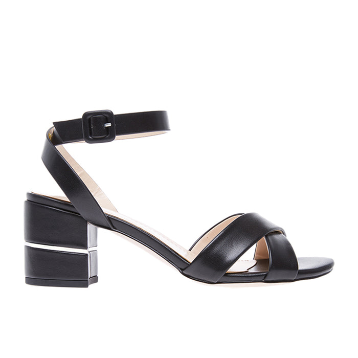 Woman Hilda Block Heels - Black
