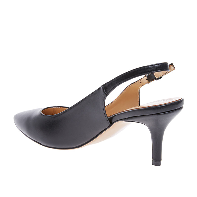 Woman Carly Heels - Black
