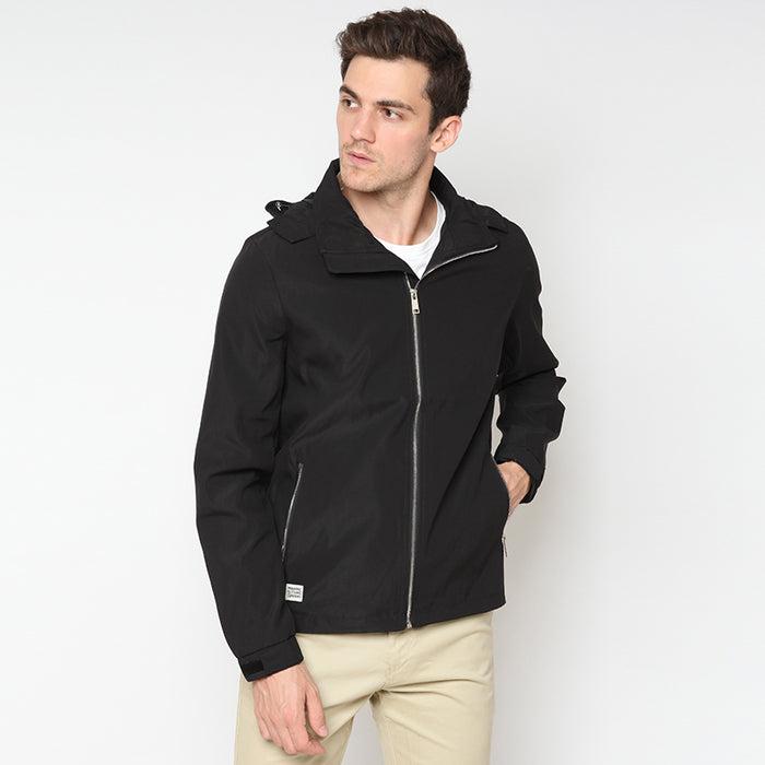Lightweight 02 Jacket - Black
