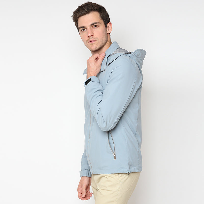 Lightweight 02 Jacket - Grey