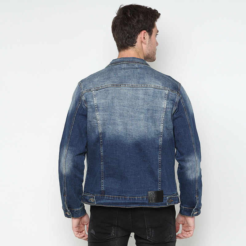 Sterling Denim Jacket - Blue