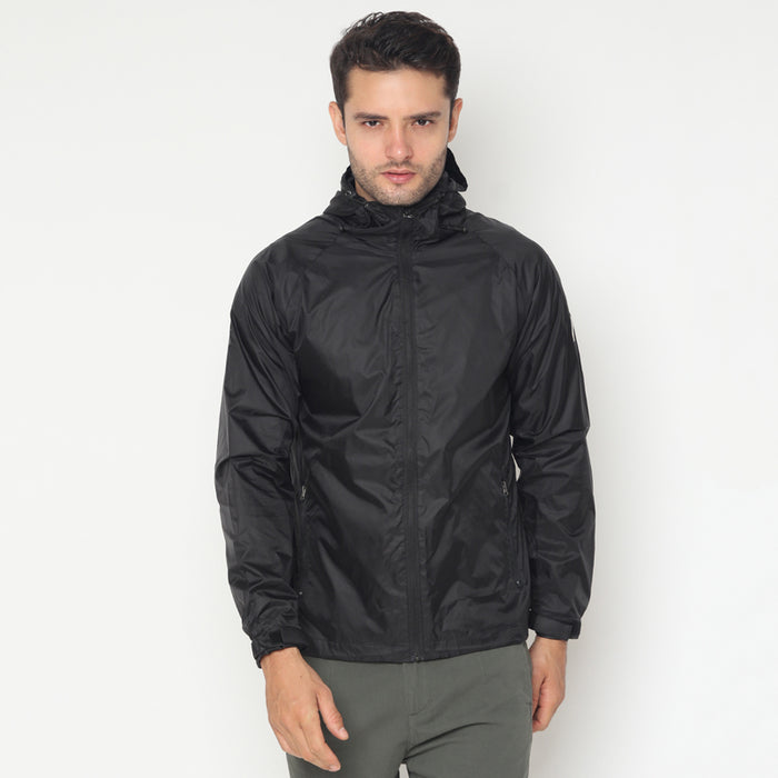 Waterproof Lite Jacket - Black