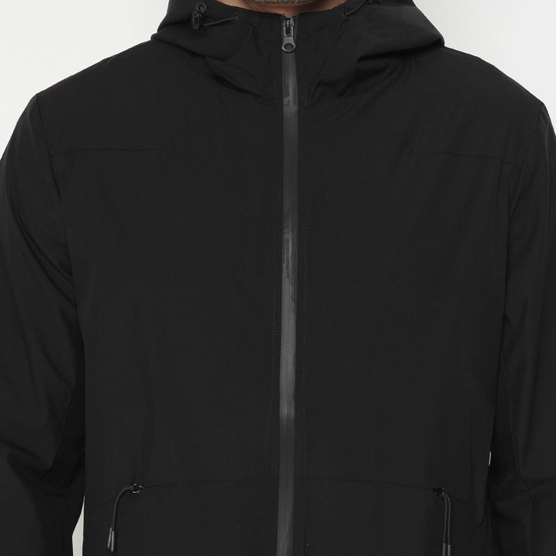Louie Resist Jacket - Black