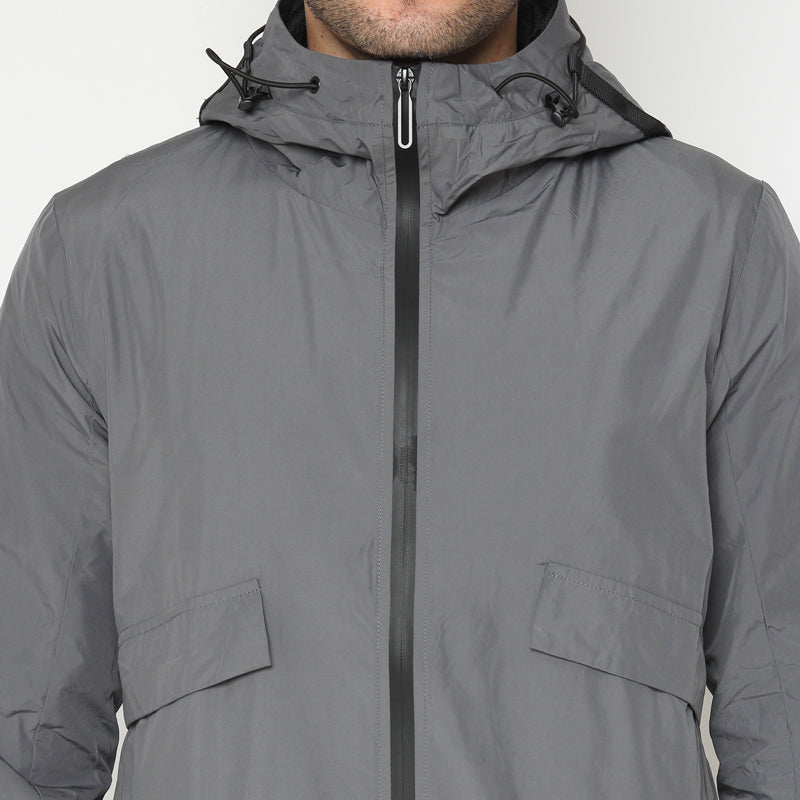 Zac Resist Jacket - Dark Grey