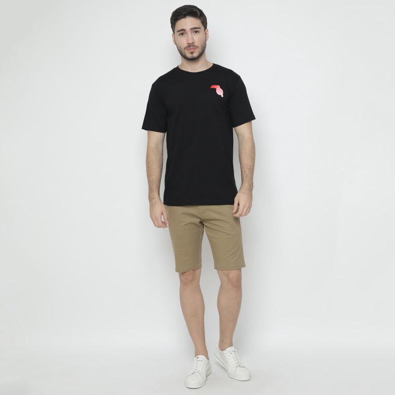 Toucan Colours S/S Tee - Black