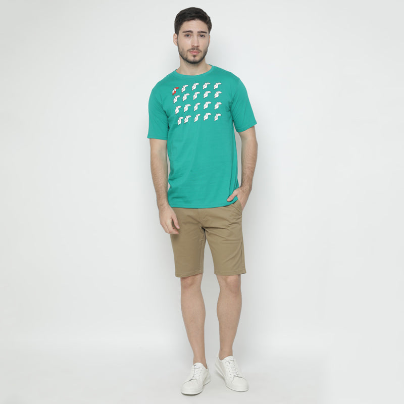 Toucan Squad S/S Tee - Green